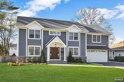 Glen Rock Single Family Home For Sale: 28 Gordon Place