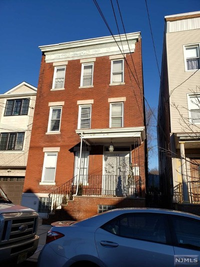 Hudson County Multi Family 2-4 For Sale: 508 Central Avenue