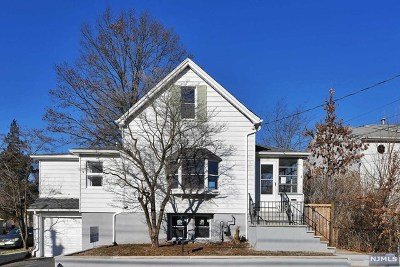 Hawthorne Single Family Home For Sale: 123 Central Avenue