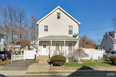 Englewood Single Family Home For Sale: 173 Phelps Avenue