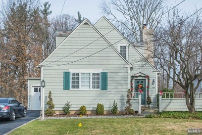 Essex County Single Family Home For Sale: 84 Lakewood Avenue