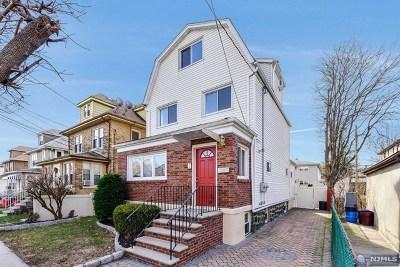 Cliffside Park Multi Family 2-4 For Sale: 238 Desoto Place
