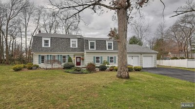 Passaic County Single Family Home For Sale: 10 Bonita Terrace