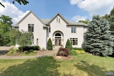 Mahwah Single Family Home For Sale: 27 Copperfield Way