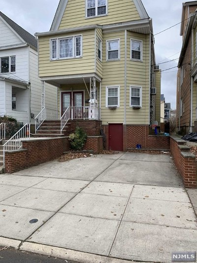 Hudson County Multi Family 2-4 For Sale: 57 Trask Avenue