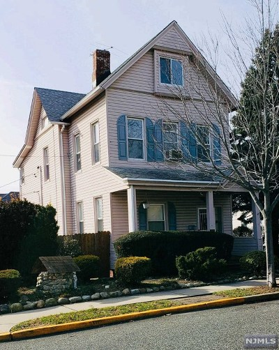 Carlstadt Multi Family 2-4 For Sale: 490 Central Avenue