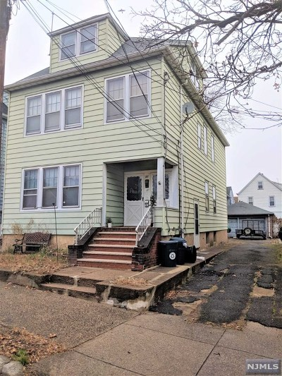 East Rutherford Multi Family 2-4 For Sale: 87 Union Street