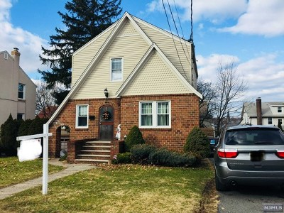 Hudson County Single Family Home For Sale: 11 Madison Avenue