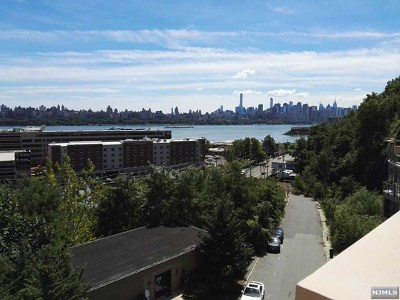 North Bergen Condo/Townhouse For Sale: 8715 Churchill Road
