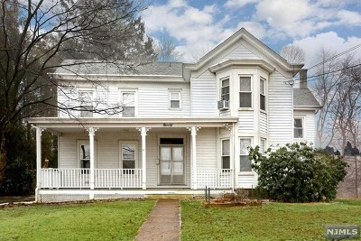 Ramsey Multi Family 2-4 For Sale: 90 Prospect Street