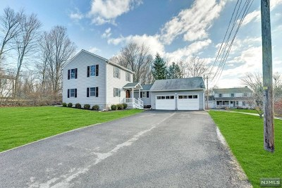 West Milford Single Family Home For Sale: 12 Ridge Road