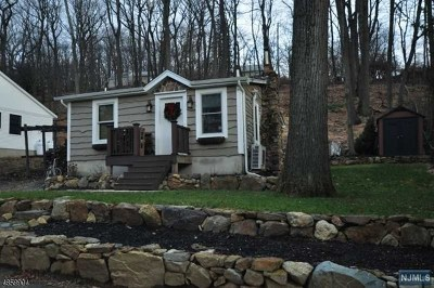 Morris County Single Family Home For Sale: 270 East Glen Road