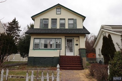 Teaneck Single Family Home For Sale: 324 Willow Street