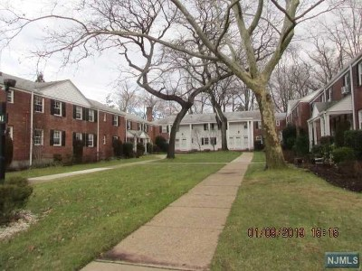 Englewood Condo/Townhouse For Sale: 191 Knickerbocker Road #11
