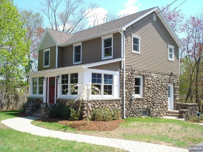 Ramsey Single Family Home For Sale: 82 Airmount Avenue