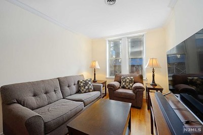 Hoboken Condo/Townhouse For Sale: 718 Grand Street #1
