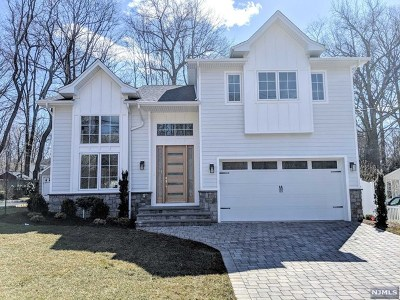 Tenafly Single Family Home For Sale: 28 Sunset Terrace