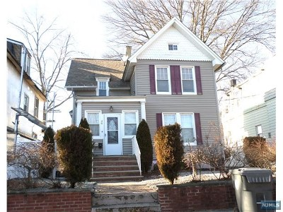 Englewood Multi Family 2-4 For Sale: 46 Cottage Place