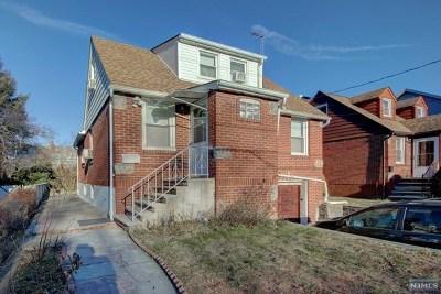 Passaic Single Family Home For Sale: 74 Kensington Terrace