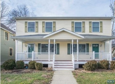 Essex County Multi Family 2-4 For Sale: 16 Central Avenue