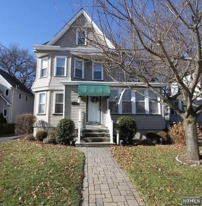 Hawthorne Single Family Home For Sale: 18 Washington Avenue