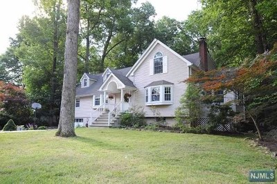Passaic County Single Family Home For Sale: 493 Pines Lake Drive