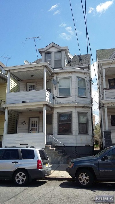 Passaic County Multi Family 2-4 For Sale: 113 Martin Street