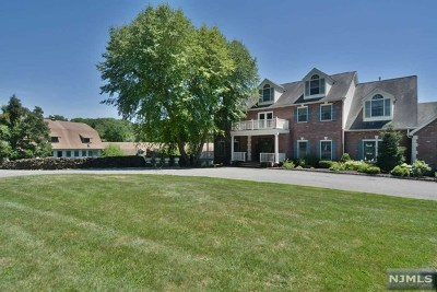 Morris County Single Family Home For Sale: 88 Passaic Valley Road