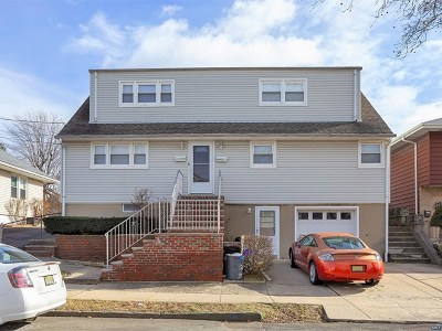 Hudson County Multi Family 2-4 For Sale: 724 9th Street