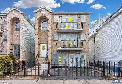 Essex County Multi Family 2-4 For Sale: 162 South 7th Street