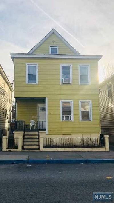 Passaic County Multi Family 2-4 For Sale: 52 Murray Avenue
