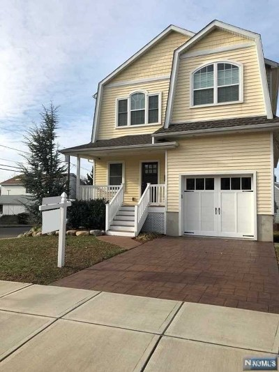 Bergen County Single Family Home For Sale: 761 Chase Avenue