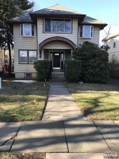 Ridgefield Park Multi Family 2-4 For Sale: 18 Bergen Avenue