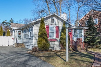 Passaic County Single Family Home For Sale: 73 Lions Head Boulevard