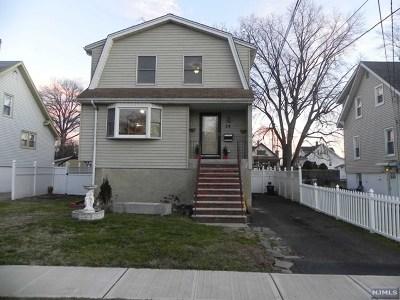 Little Ferry Single Family Home For Sale: 25 Prospect Avenue