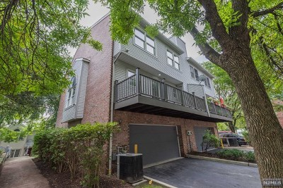 Bergen County Condo/Townhouse For Sale: 162 Panorama Drive