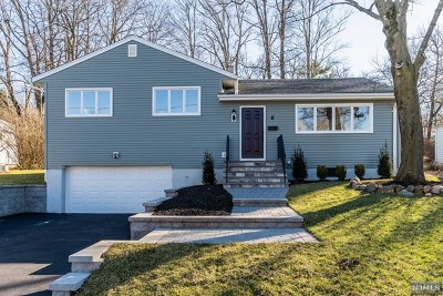 Passaic County Single Family Home For Sale: 6 Stephen Place