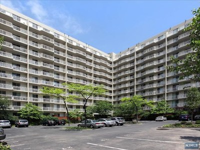 Bergen County Condo/Townhouse For Sale: 1077 River Road #210