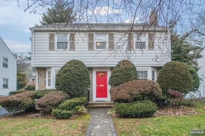 Essex County Single Family Home For Sale: 28 Emerson Terrace