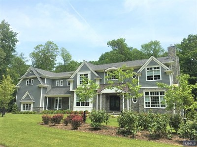 Bergen County Single Family Home For Sale: 25 Overlook Road