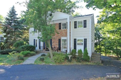 Essex County Single Family Home For Sale: 25 Wilson Terrace