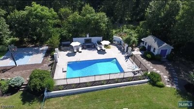 Morris County Single Family Home For Sale: 3 Park Lane