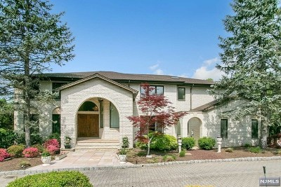 Bergen County Single Family Home For Sale: 42 Horizon Court