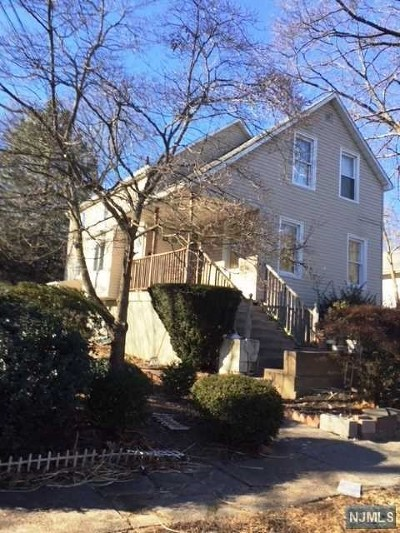 Bergen County Multi Family 2-4 For Sale: 79 Riverdale Street
