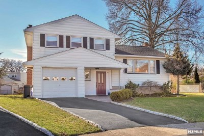 Passaic County Single Family Home For Sale: 37 Van Ness Court