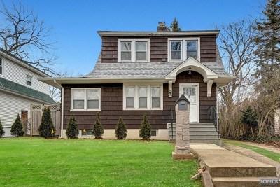 Bergen County Single Family Home For Sale: 1166 Alicia Avenue
