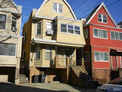 Hudson County Multi Family 2-4 For Sale: 38 Bidwell Avenue