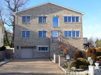 East Rutherford Multi Family 2-4 For Sale: 44 Willow Wood Court