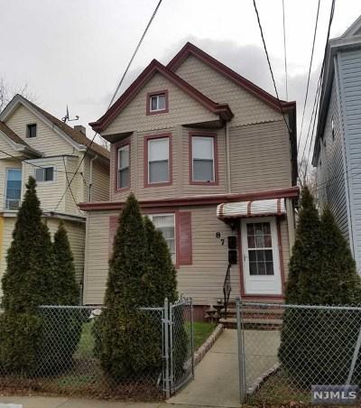 Passaic Multi Family 2-4 For Sale: 87 Burgess Place
