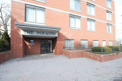 Hackensack Condo/Townhouse For Sale: 275 State Street #5c